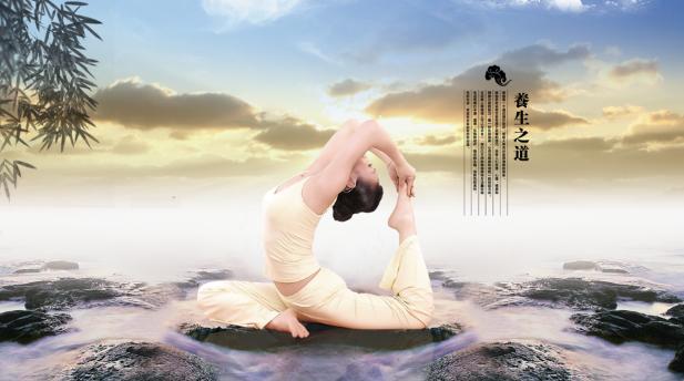 每日瑜伽分享,瑜伽锻炼