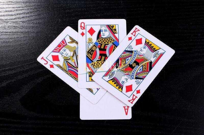 扑克牌千术视频教学课程