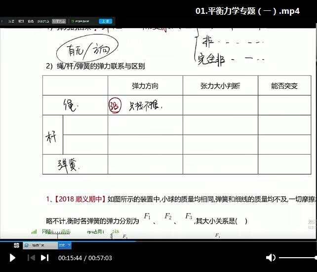 2021李玮高中物理第一阶段网课视频百度云下载